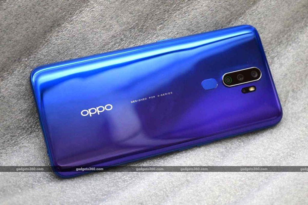 hp Oppo A9